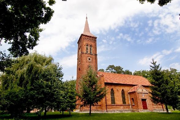Kościół św. Antoniego w Mostkowie